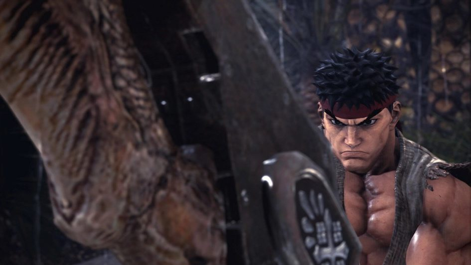 ryu monster hunter