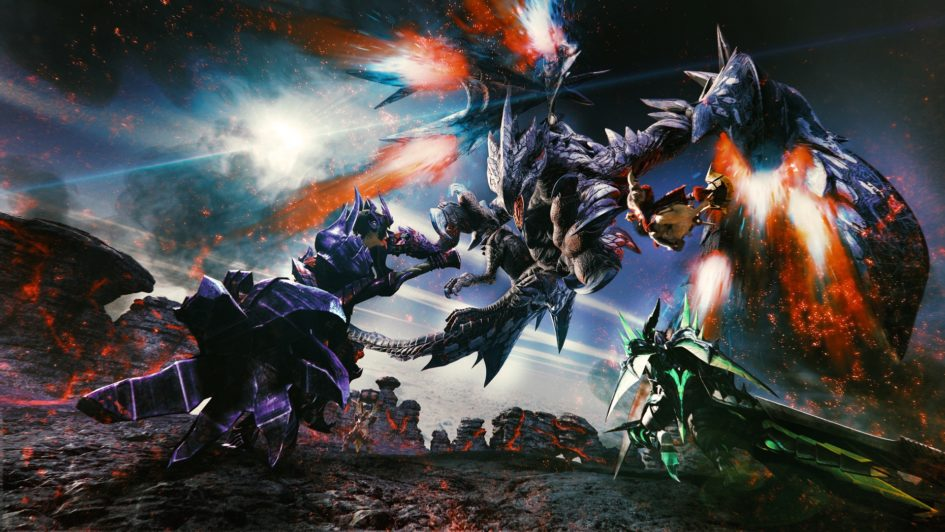 chasse monster hunter generations ultimate