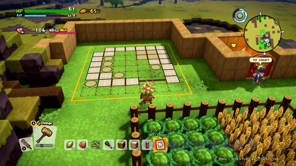 dragon quest builders 2 plus riche